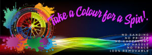 Filmswork takes colours for a spin